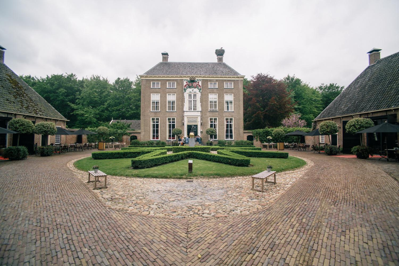 Trouwen in de Havixhorst De Wijk, omgeving Meppel