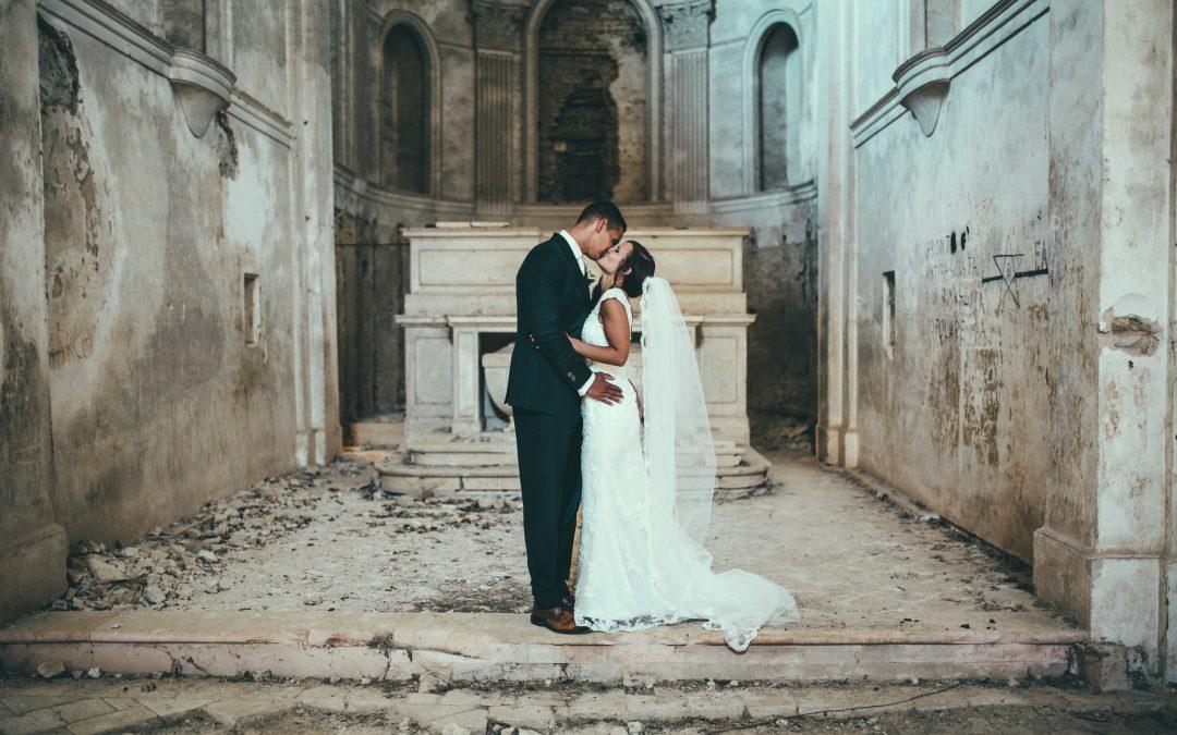 Bruiloft van Tim en Anita – Le Marche